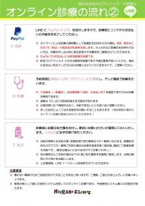 オンライン診療の流れ②-2